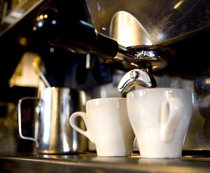 Sodas & coffee